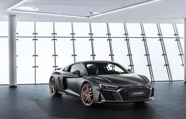 Audi a lansat ediția specială R8 V10 Decennium: 222 de exemplare și preț de 222.000 euro - Poza 16