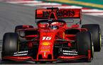 Ferrari, cei mai rapizi în a treia zi de teste de la Barcelona. Accident major pentru Red Bull
