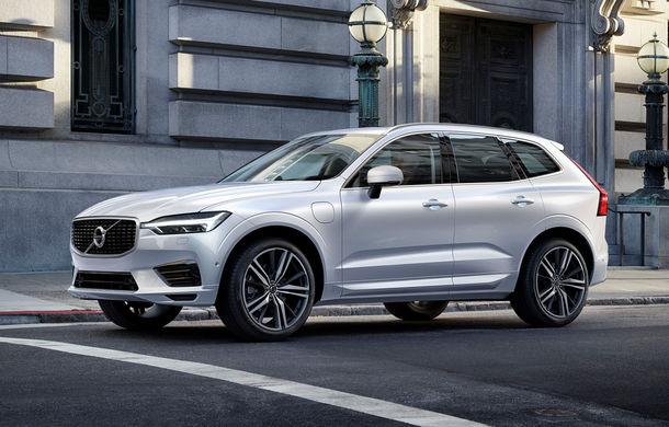 Siguranța pe primul loc: Volvo va limita viteza maximă la 180 km/h pentru toate modelele noi începând cu anul 2020 - Poza 1