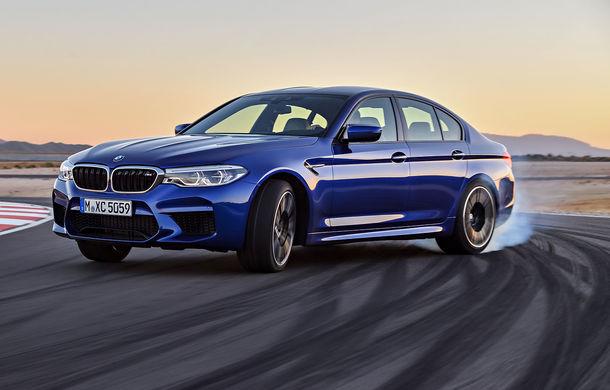 Electrificare pentru mai multă performanță: viitoarele modele BMW M vor integra sisteme hibrid de propulsie - Poza 1