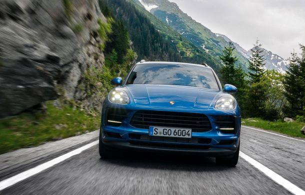 Porsche nu va renunța complet la Macan cu motor pe benzină: actuala generație ar putea fi vândută în paralel cu noul Macan electric - Poza 1