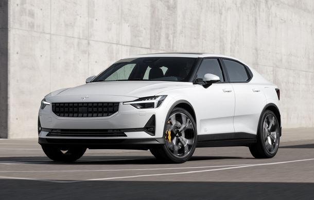 Polestar anunță lansarea unui viitor SUV coupe electric: va fi numit Polestar 3 și este așteptat în 2021 - Poza 1