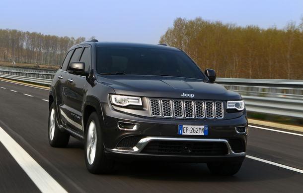 Jeep va extinde gama de modele: americanii pregătesc un SUV cu șapte locuri în același segment cu Grand Cherokee - Poza 1