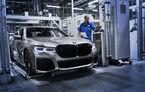 BMW a dat startul producției pentru Seria 7 facelift: vârful de gamă al nemților este construit la uzina din Dingolfing