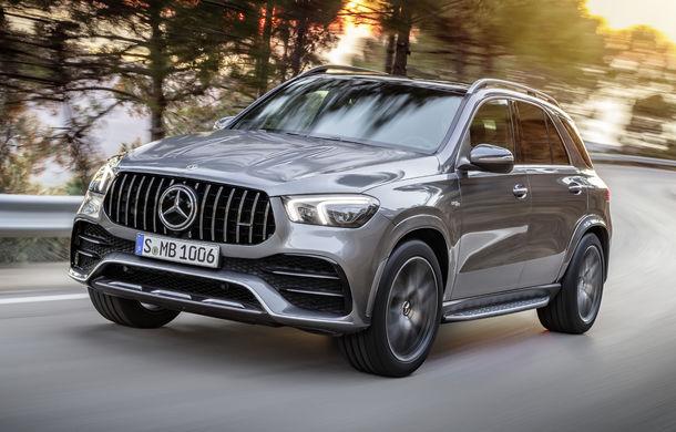 Toate modelele Mercedes-AMG vor primi versiuni plug-in hybrid: primele lansări sunt programate în 2020 - Poza 1