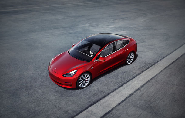 Tesla Model 3 începe să cucerească Europa: a devenit cea mai vândută mașină electrică în Norvegia și Olanda - Poza 1