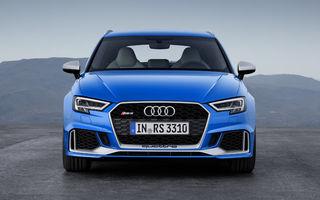 Noua generație Audi A3 va fi prezentată în 3 martie: modelul va primi noutăți majore la interior