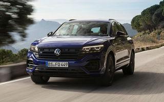 Volkswagen a prezentat noul Touareg R: primul model plug-in hybrid din gama de performanță a constructorului german are 462 CP
