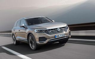 Volkswagen Touareg V8 TDI testat în trafic real de o organizație independentă: emisii de oxizi de azot cu 75% mai mici decât limita impusă