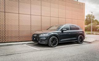 Versiunile plug-in hybrid ale lui Audi Q5 au primit îmbunătățiri din partea ABT: varianta de top dezvoltă acum 425 CP și 550 Nm
