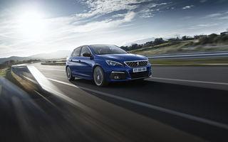 Peugeot 308 ar putea primi o versiune de performanță plug-in hybrid: Hot Hatch-ul va avea peste 300 de cai putere