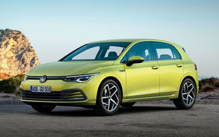 Volkswagen suspendă livrările noului Golf: nemții au descoperit o problemă la software în cazul unor unități