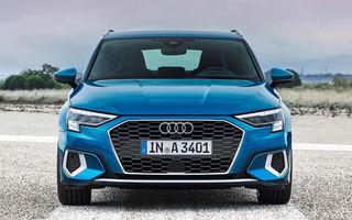 Video. Cadre noi cu viitorul Audi RS3 Sportback în timpul testelor de la Nurburgring: modelul de performanță va fi lansat în cursul anului