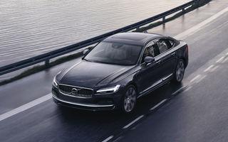 Volvo implementează o nouă măsură de siguranță: toate modele mărcii au acum viteza maximă de 180 km/h