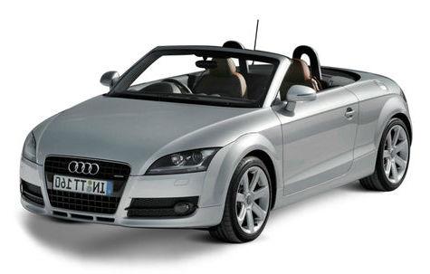Audi TT Roadster (2007-2010)