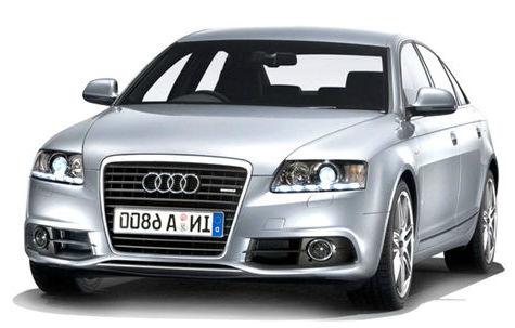 Audi A6 (2008-2011)
