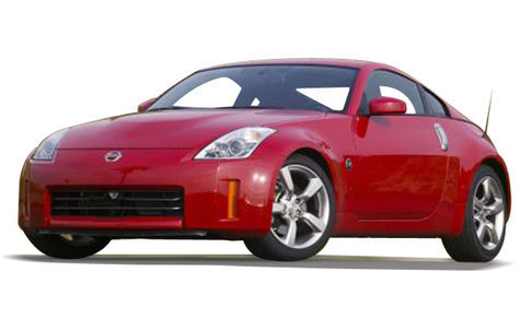 Nissan 350 Z Coupe (2006)