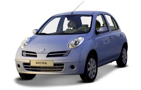 Nissan Micra (2006-2011)