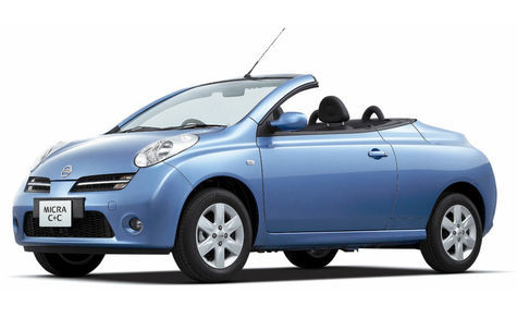 Nissan Micra C+C (2005-2007)