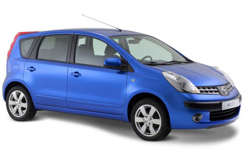 Nissan Note (2006-2009)