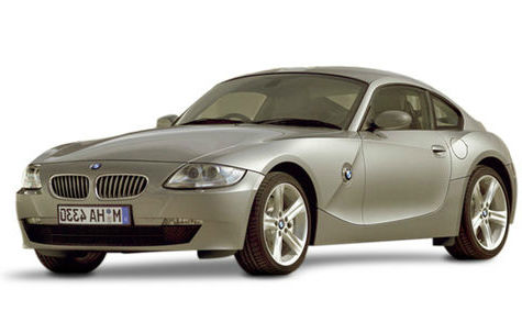 BMW Z4 Coupe (2003-2008)