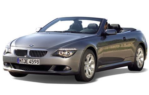 BMW Seria 6 Cabriolet (2008-2011)