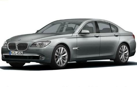BMW Seria 7 (2009-2012)