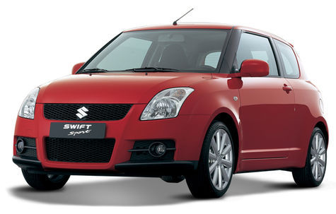Suzuki Swift Sport (2007-2010)