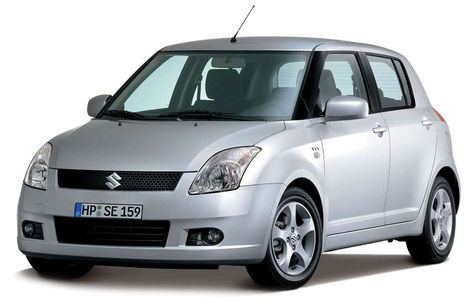 Suzuki Swift (2007-2010)