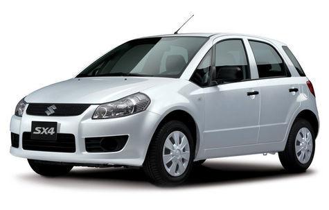 Suzuki SX4 (2007-2010)
