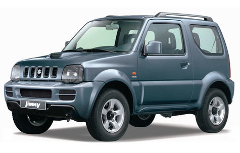 Suzuki Jimny (2008-2012)