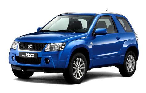 Suzuki Grand Vitara (3 usi) (2009-2013)