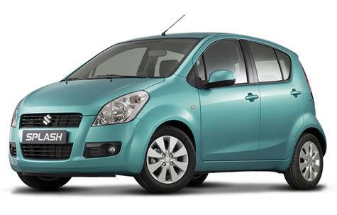 Suzuki Splash (2008-2012)