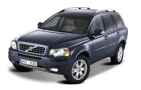 Volvo XC90 (2010-2012)