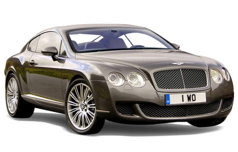 Bentley Continental GT Speed (2009-2012)