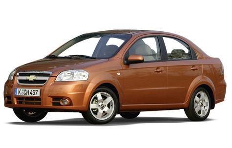 Chevrolet Aveo 4 usi (2008-2012)