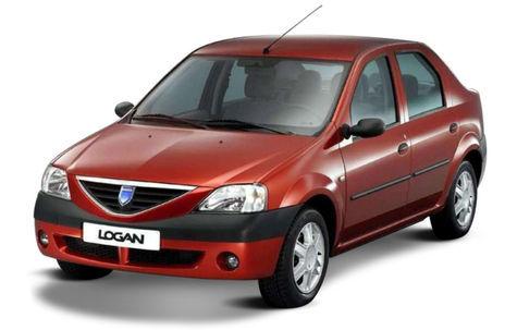 Dacia Logan (2005-2008)