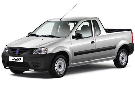 Dacia Logan Pick-up (2009)