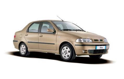 Fiat Albea (2002)