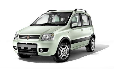 Fiat Panda Classic (2008)
