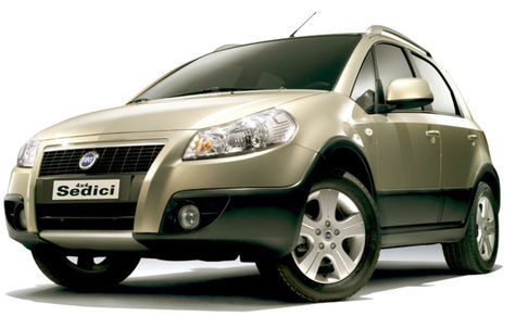 Fiat Sedici (2005)