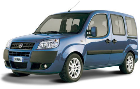 Fiat Doblo Panorama (2006)