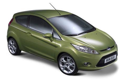 Ford Fiesta 3 usi (2008)