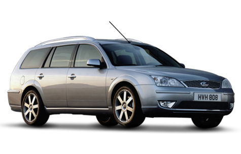 Ford Mondeo Wagon (2007)