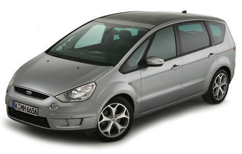 Ford S-Max (2007-2010)