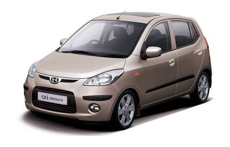 Hyundai i10 (2008-2014)