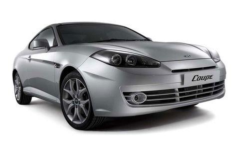Hyundai Coupe (2007-2008)