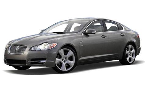 Jaguar XF (2008-2011)