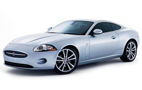 Jaguar XK Coupe (2008-2012)