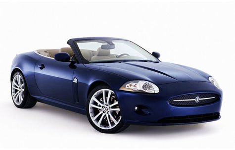 Jaguar XK Convertible (2008-2012)